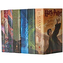 Harry Potter series  #3