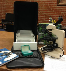 Microscope kit